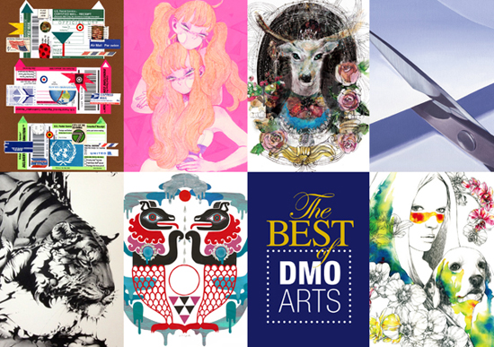 『THE BEST OF DMOARTS』