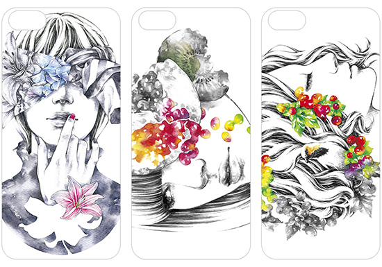 DMO ARTS online shop 『iPhone 5/5s/6 ケース』