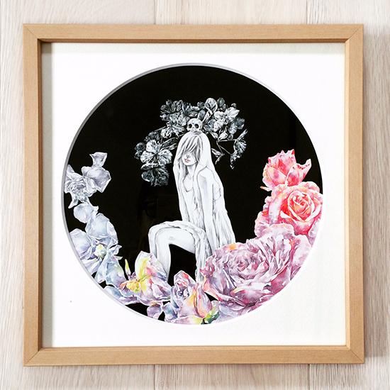 グループ展『メメントモリ〜死者の日』