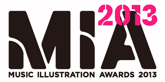 『MUSIC ILLUSTRATION AWARDS 2013』