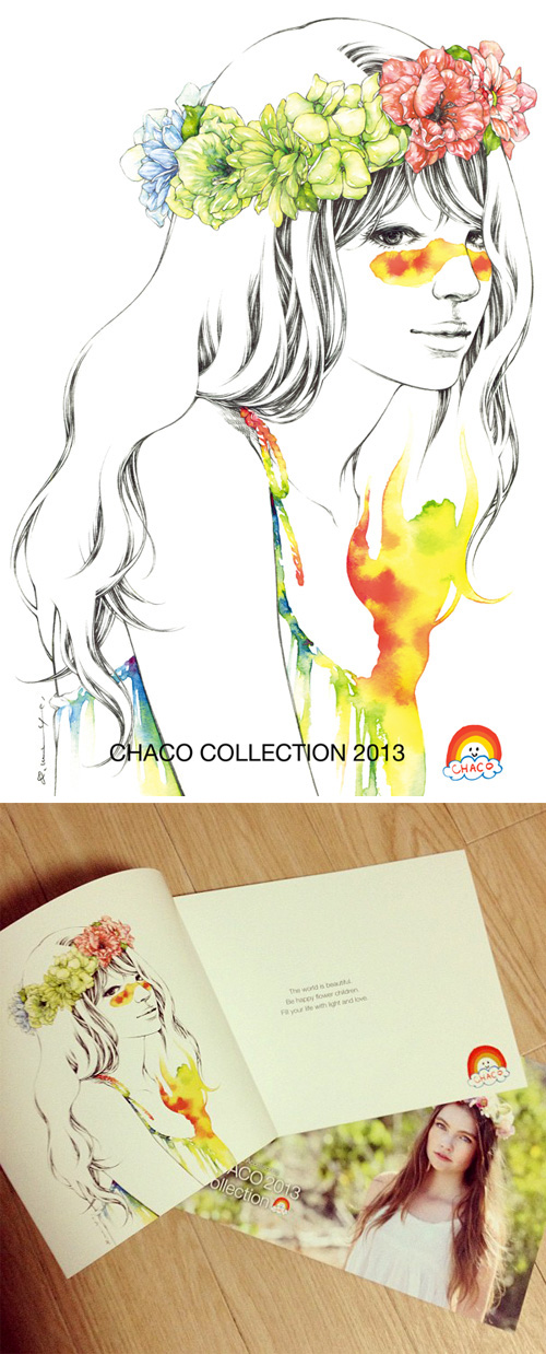 『CHACO COLLECTION 2013』